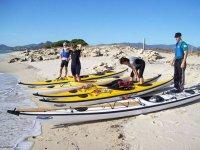 Kayak in Sardegna