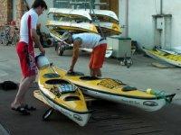 Kayak moderni