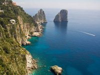 Capri and surroundings