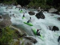 Kayak e avventura