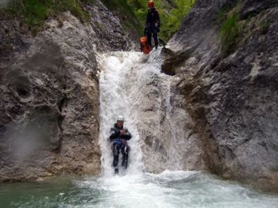 Only Kayak Canyoning