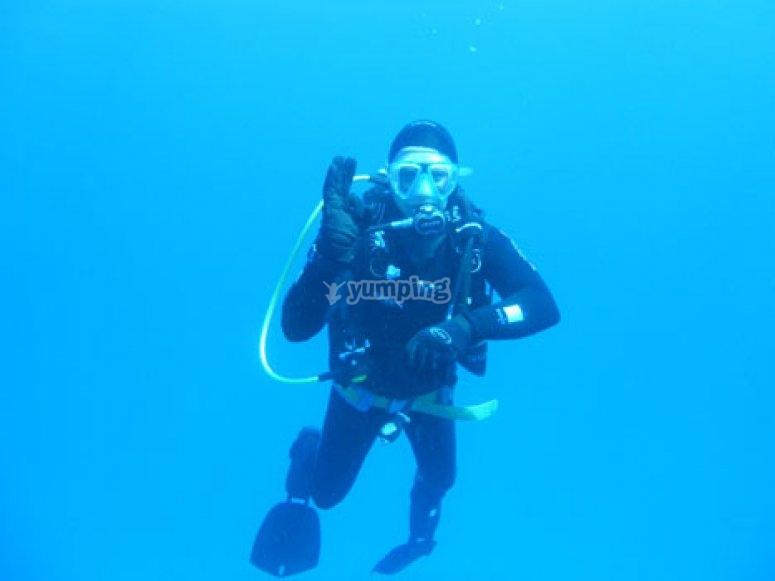 Divers experts