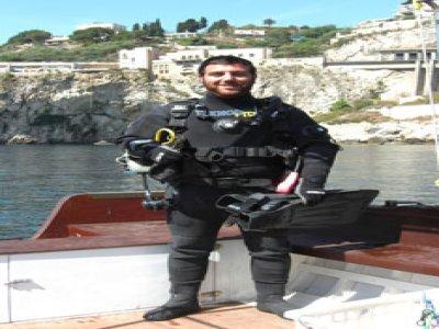 2 dives in 1 day Giardini Naxos