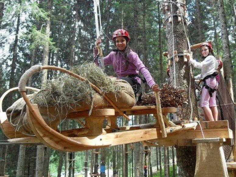 Ursus Adventure Park Val di Breguzzo