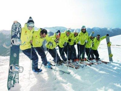Evolution Ski Sci