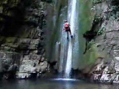 Campeggio Porto Sosàlinos Canyoning