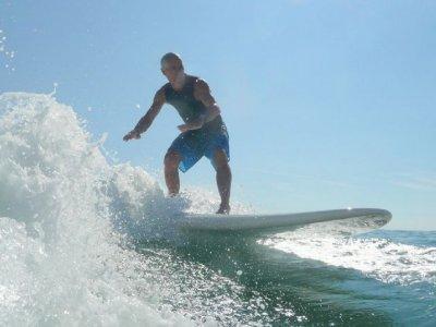 Bridgman Surf