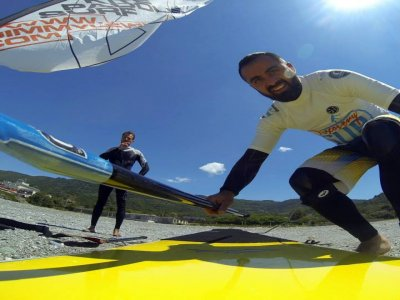 Stand up paddle SUP course 6 hours with equipment