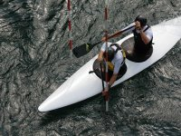 Canoa slalom