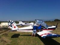 Scuola di volo a Sibari