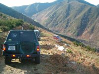 Percorsi off-road in sardegna