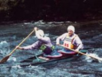 Professional canoe instructors