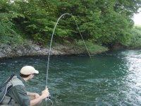 la passione per la pesca