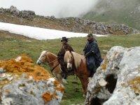 Viaggi a cavallo nel Parco Nazionale della Majella