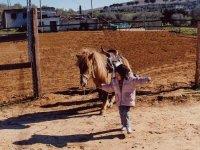 Scuola equitazione per bambini