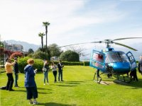 il nostro elicottero blu