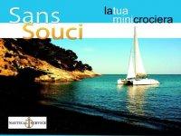 Catamarano Sans Souci Vieste Escursione in Barca