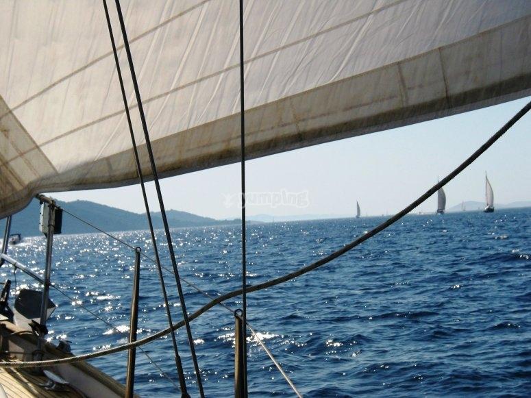 sulle nostre barche