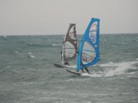 Windsurf a Salerno