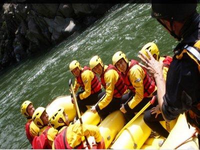 Eddy Line Valsesia Rafting