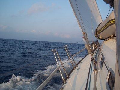 Regate - Charter - Vela