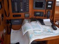 Carteggio in navigazione