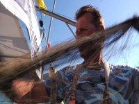 Pescare in barca