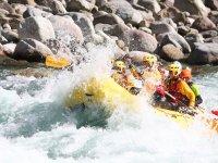 Rafting in Piemonte