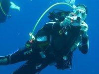 Snorkeling in Toscana