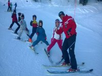 Small skiers grow