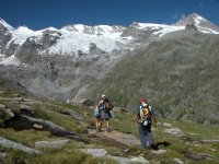 Trekking in the Gran Paradiso