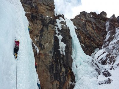 Guide Alpine Cogne Arrampicata