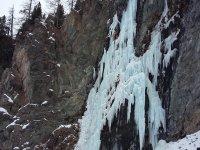 Arrampicata sui ghiacci