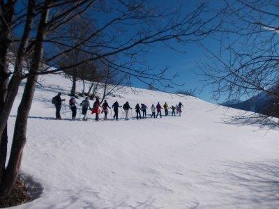 Guide Alpine Valsusa Ciaspole