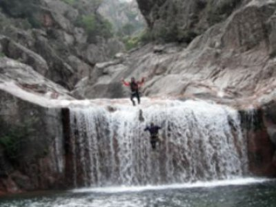 Recovery Energy Canyoning