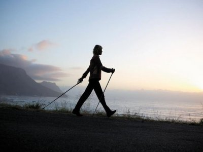Recovery Energy Nordic Walking