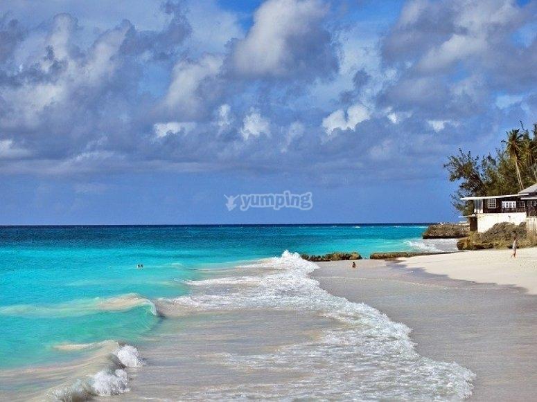 Sole, mare e spiaggia