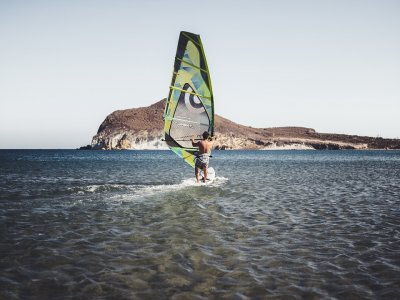 Iknòs Sardinia Sea Activities Windsurf