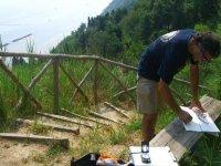 Orienteering a Misano Adriatico