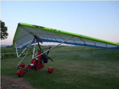 AeroLight Marche Deltaplano