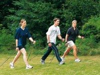 Nordic Walking con bastoncini