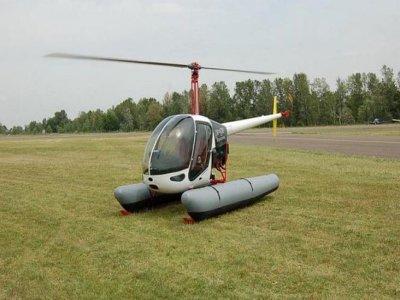 AeroLight Volo Elicottero