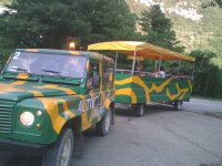 carrello visitatori 4x4