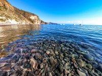 il mare cristallino della sicilia