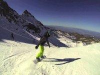 prova lo snowvboard
