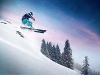 si puo volare con gli sci