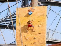 Try the Free Climbing
