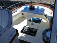 Tutto soon per il pranzo in barca