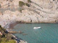 The sea of south Sardinia