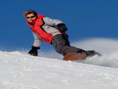 Ski Club Gran Paradis Snowboard